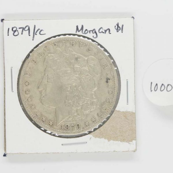 1879/cc Morgan Dollar
