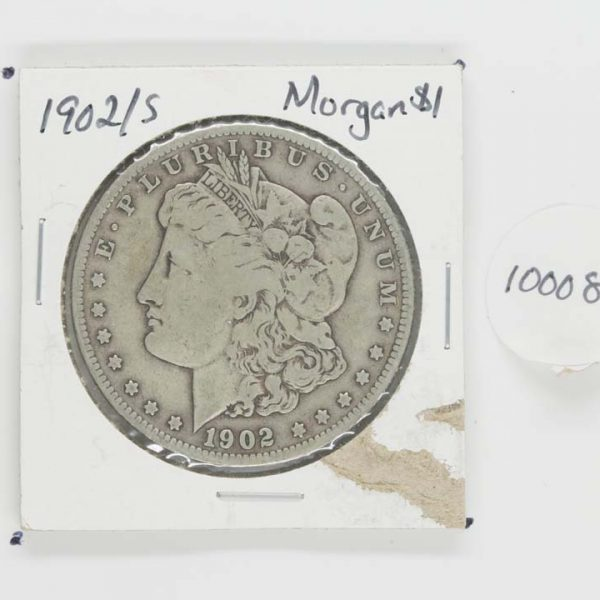1902/s Morgan Dollars