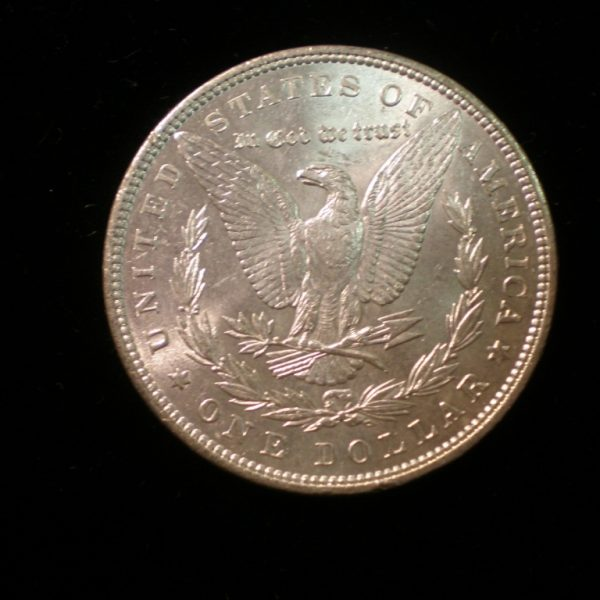 1886 Morgan Uncirculated