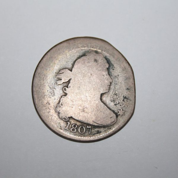 1807 Capped Bust Quarter