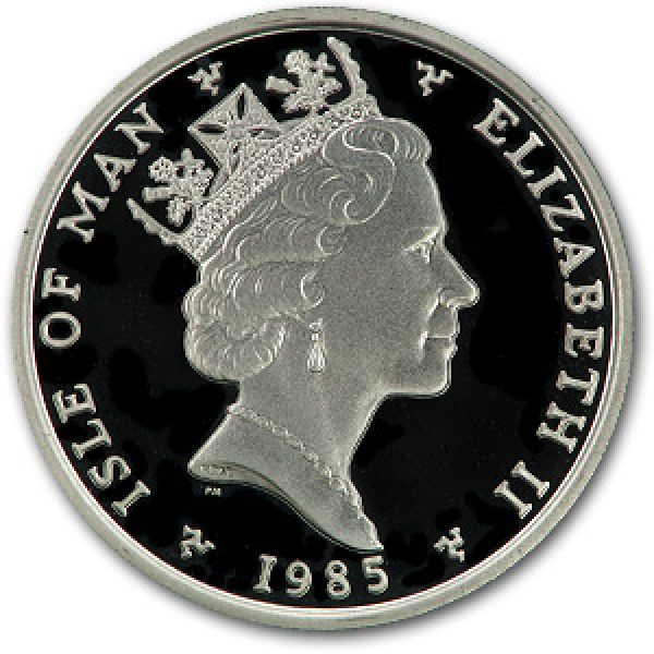 Platinum One Ounce Noble