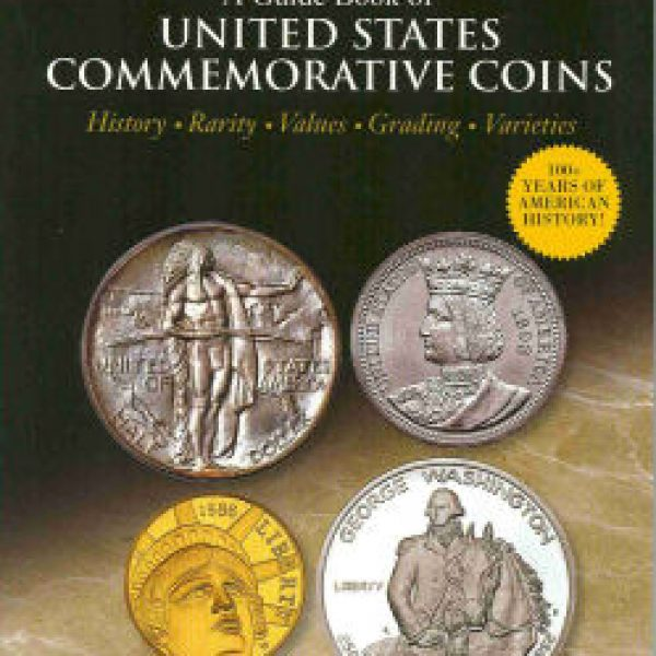 The Official Red Book Guide to US Commemorative Coins.